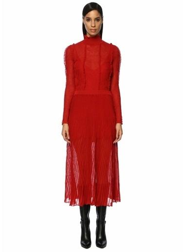 Beymen Collection Elbise Kırmızı
